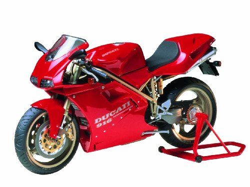 タミヤ 1/12 オートバイシリーズ No.68 ドゥカティ 916 プラモデル 14068