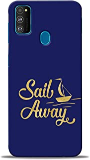 PRINT STATION Printed Back Case Cover for Samsung Galaxy M30s - 6597