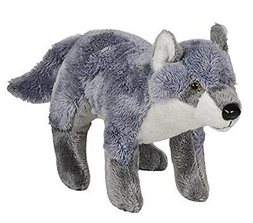 NC277 Simulation big bad wolf plush toy doll