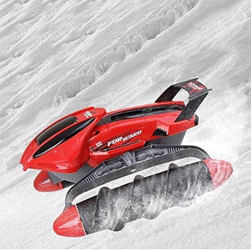 Anfibio las cuatro ruedas Cochecitos de niños Juguetes de niños regalo de cumpleaños de la nieve del prado Superficie del agua coche teledirigido campo a través del vehículo de control remoto