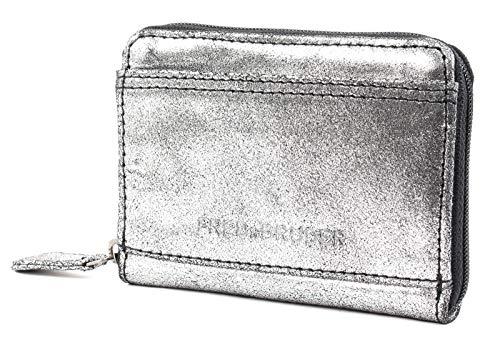 FREDsBRUDER Bright Coin Pocket Silver