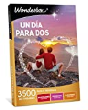 WONDERBOX Caja Regalo -UN DÍA para Dos- 3.500 Actividades para Dos Personas