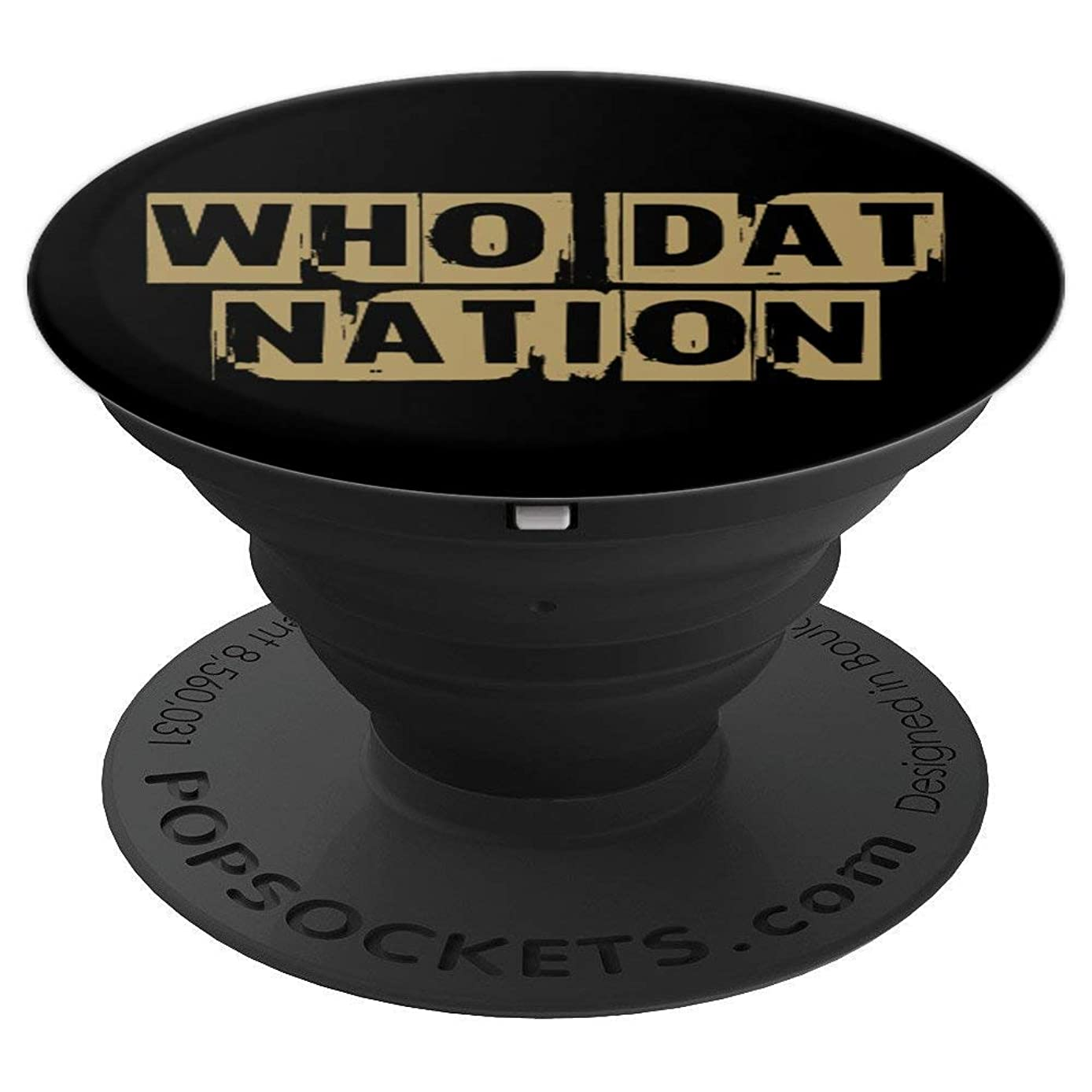 New Orleans Football - PopSockets Grip and Stand for Phones and Tablets