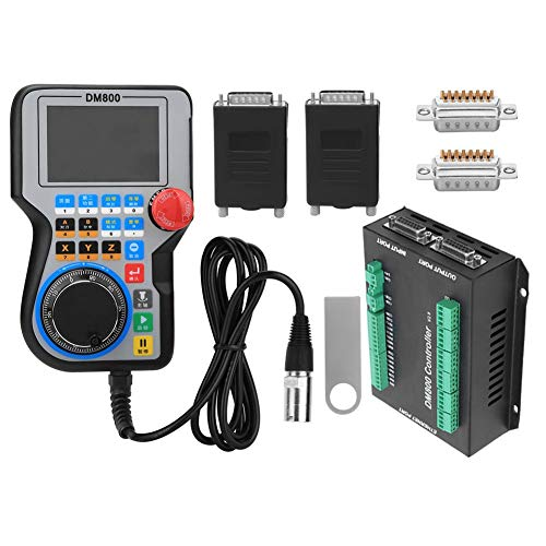 Save %6 Now! DM800 CNC Motion Controller Handwheel 460 KHz Handheld Stand-alone CNC Controller Syste...