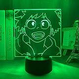 DGUOHAC Decoración del Dormitorio Regalo de cumpleaños Gadget lámpara Nocturna