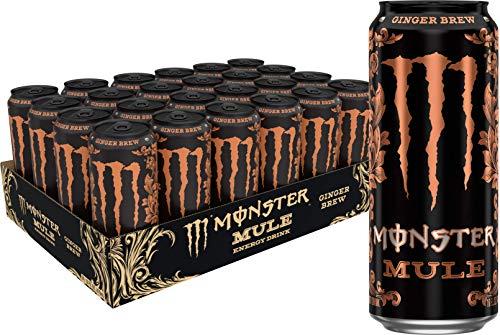 Monster Mule, Ginger Brew, Energy D…