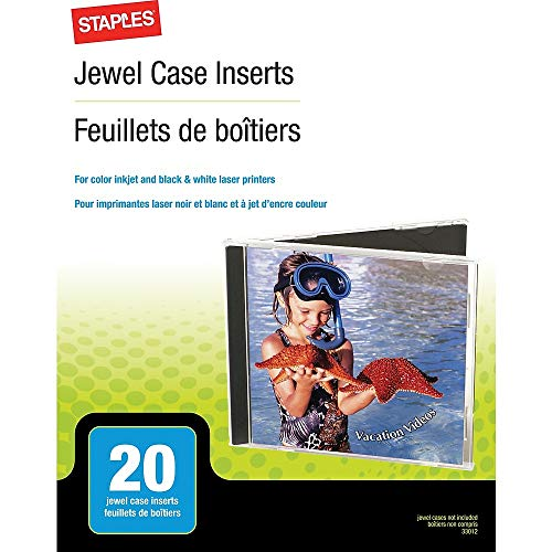 cd case inserts - 4