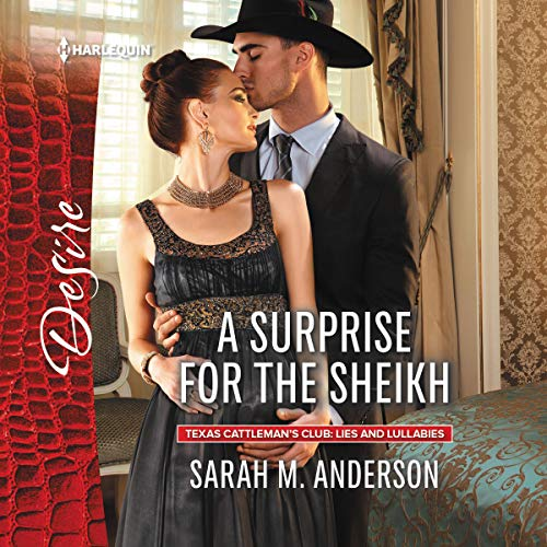 A Surprise for the Sheikh cover art