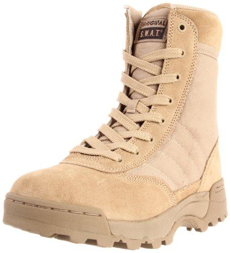Original S.W.A.T. Men's Classic 9' Side Zip Work Boot
