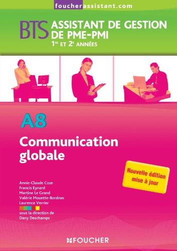 A8 Communication globale BTS