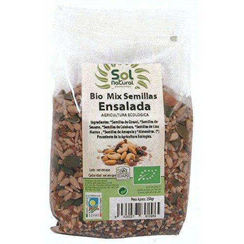 Solnatural Mix Semillas Para Ensaladas Bio 250 G 300 g