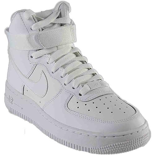 Nike Air Force 1 High Big Kids Style: 653998-100 Size: 5.5 White