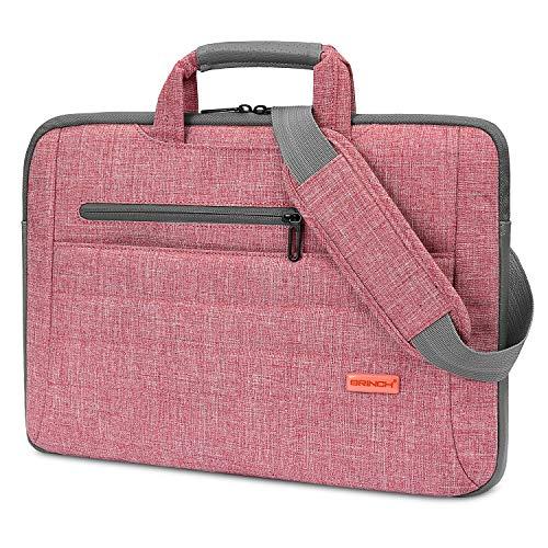 BRINCH Laptop Bag for Women Slim Light Business...