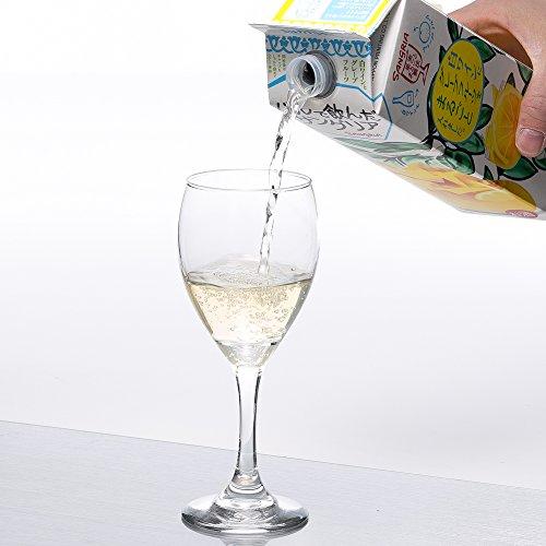 【氷で楽しむ濃いめのサングリア】バルで飲んだサングリア1L紙パック[白ワイン甘口日本単品]
