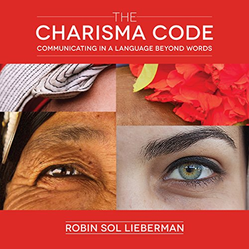 The Charisma Code audiobook cover art