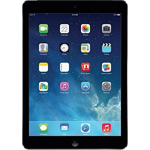 Apple iPad Air A1474 16GB, Wi-Fi - Space Gray (Renewed)