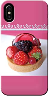 OPPO Find X2 Pro OPG01 ケース スイーツ デザート カラフル 薄型 スマホ ハードケース お菓子 B オッポ C020803_02