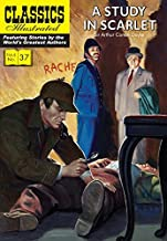 A Study in Scarlet (Classics Illustrated) by Sir Arthur Conan Doyle (2012-01-12)