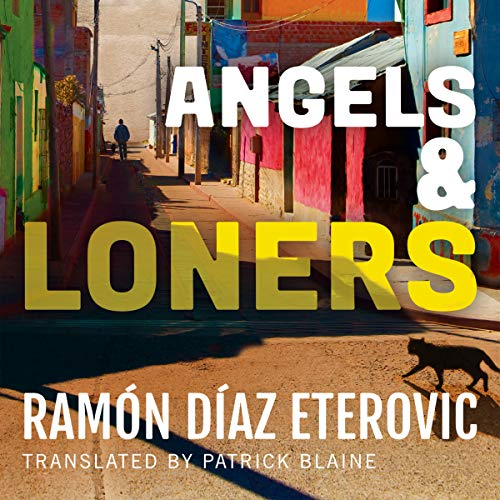 Angels & Loners audiobook cover art
