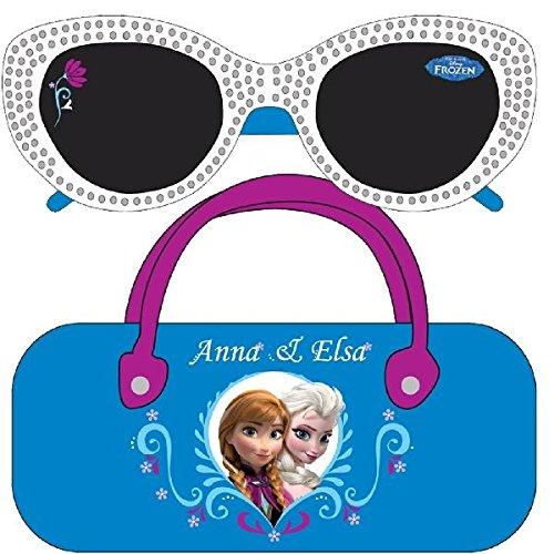 Disney–Sonnenbrille Frosen Elsa und Anna-Handtasche + mit UV400–d98097