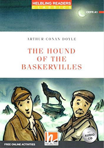 Helbling Readers Red Series - Classics - The hound of the Baskervilles con Audio CD + E-zone. Livello 5 - A1 [Lingua inglese]: Helbling Readers Red Series / Level 1 (A1)