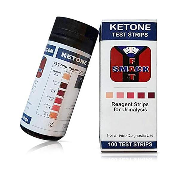 buy  Smackfat Keto Strips – Keto Strips Urine ... Diabetes Care