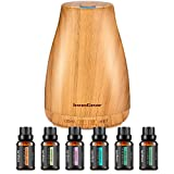 essential oil diffuser makes great self care gifts for moms, items to soothe her.