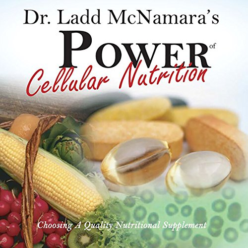 Power of Cellular Nutrition cover art