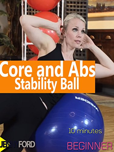 Abs and Core on the Ball - with Jenny Ford