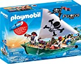 playmobil piratas motor