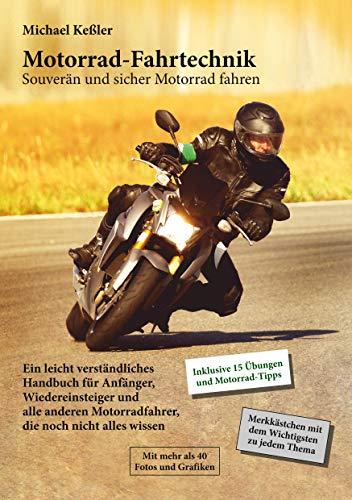 Motorrad-Fahrtechnik: Souverän u...