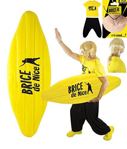 Ensemble Brice de Nice sous licence taille L/XL deguisement costume adulte