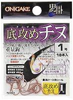 ハヤブサ(Hayabusa) 鬼掛 底攻めチヌ オキアミオレンジ 4号 B815E1-4