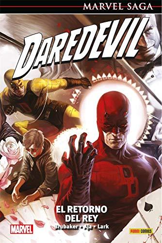 Daredevil 21. El retorno del Rey (MARVEL SAGA)