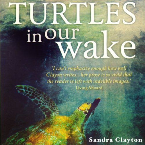 Turtles in our Wake audiobook cover art