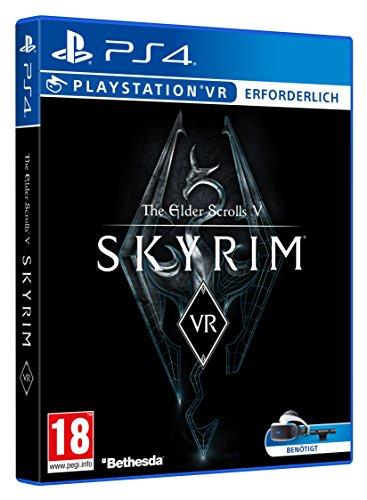Skyrim VR At-Pegi - Virtual Reality  Edition - [PlayStation 4]