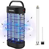 FOCHEA Mosquito Killer Lamp, Electric Mosquito Killer Insect Killer Trap Fly Zapper Bug Zapper UV Insect Killer Lamp,22 Watts, Protects 1076 sq. ft for Indoor Outdoor Bedroom Office Home