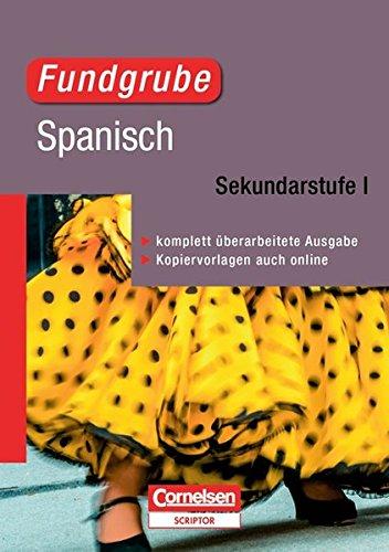 Fundgrube - Sekundarstufe I Spanisch