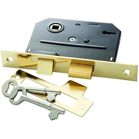 Interior Door Lock BB Key DIN Left Mortice room door lock