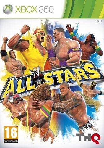 THQ WWE All Stars - Juego (Xbox 360, Lucha, T (Teen))