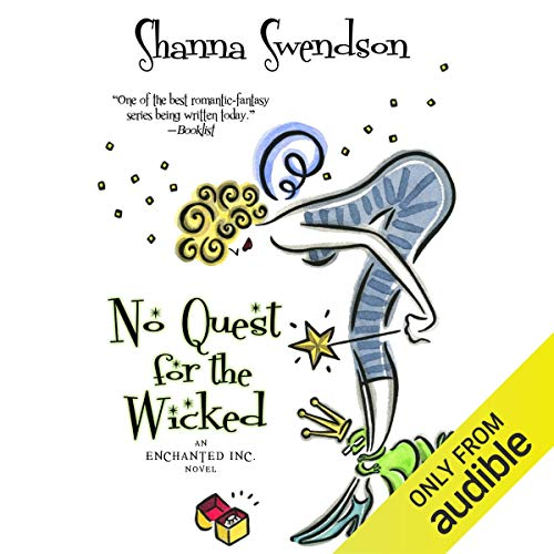 No Quest for the Wicked audiobook cover art