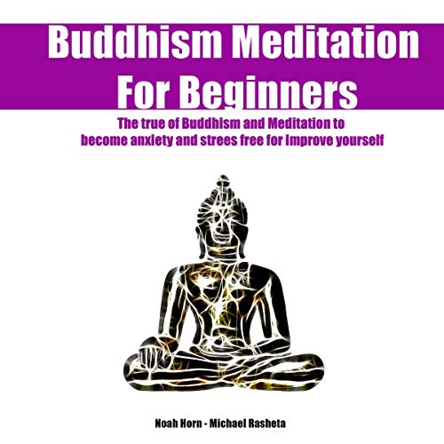 Buddhism Meditation for Beginners cover art