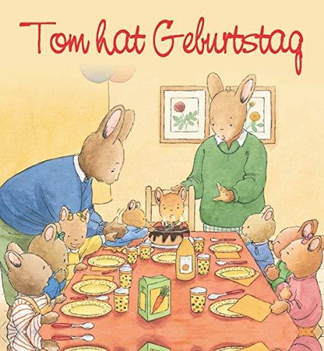 Nostalgische Kinderbücher: Tom hat Geburtstag