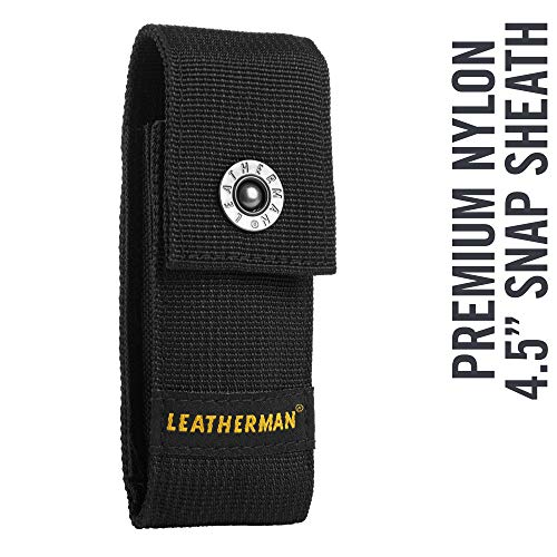 LEATHERMAN - Premium Nylon Snap Sheath Fits 4.5' Multitools, Large