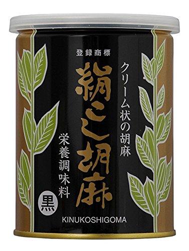 絹こし胡麻(黒) 500g×12缶