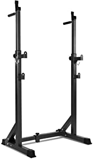 Everfit Barbell Squat Rack Home Gym Weight Lifting Stand
