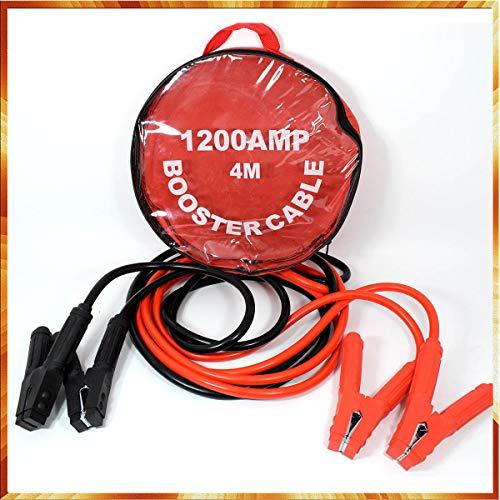 Easy Link 1200 AMP Starthilfekabel Überbrückungskabel Starterkabel 4M LKW PKW KFZ Auto