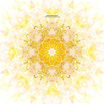 Tiger Flower Circle Sun