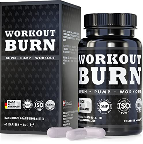 Biovetia Workout Burn Bild