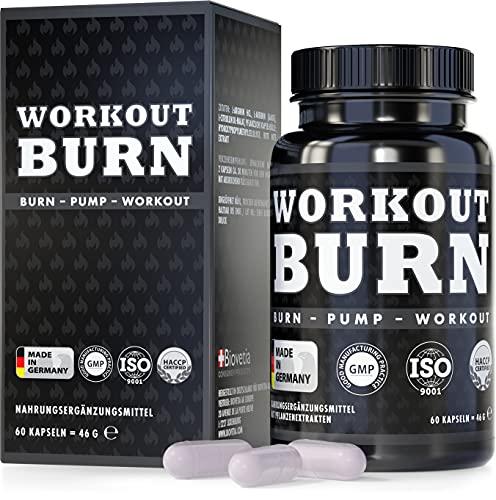 Biovetia Ag -  Workout Burn,